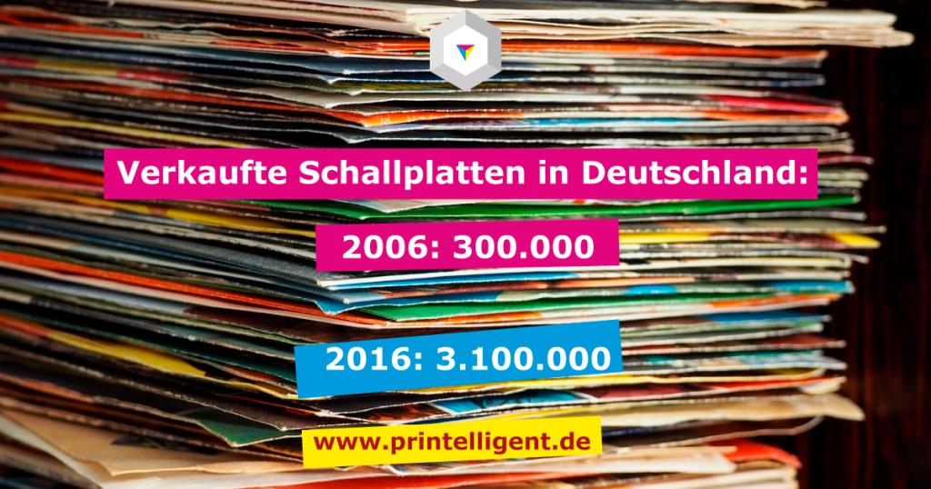 SChallplattenverkäufe in Deutschland
