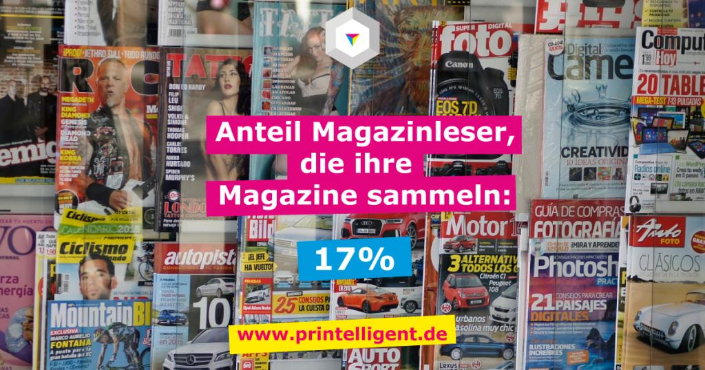 Magazine sammeln