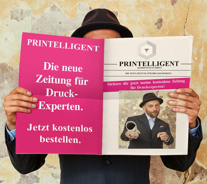 Printelligent Zeitung